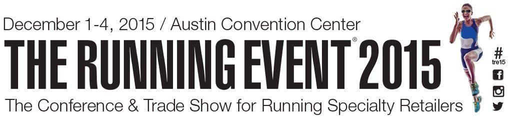 the running event banner